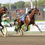 Market Share captures the 2012 Hambletonian
